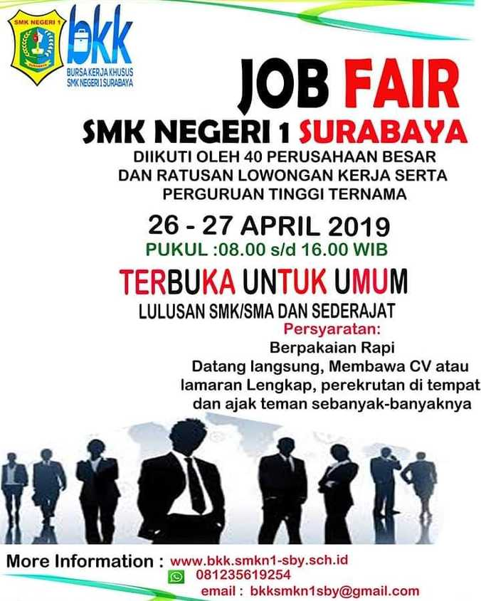 59577 medium job fair smk negeri 1 surabaya %e2%80%93 april 2019