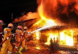 5958 medium kebakaran