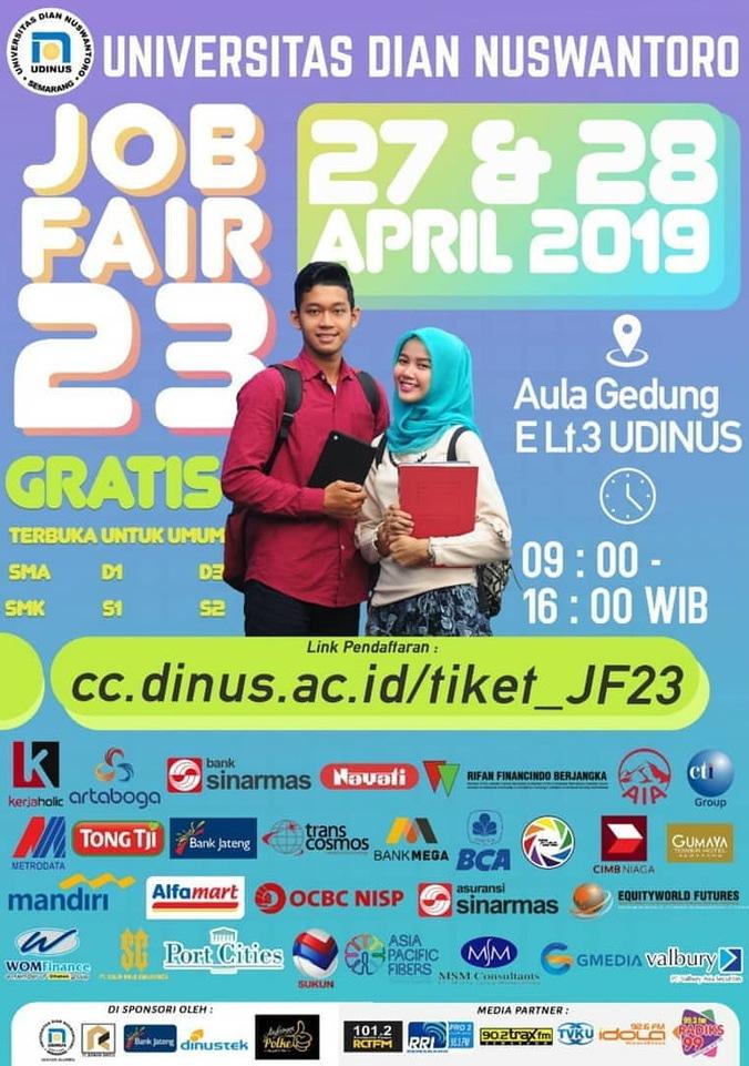 59642 medium job fair 23 udinus %e2%80%93 april 2019