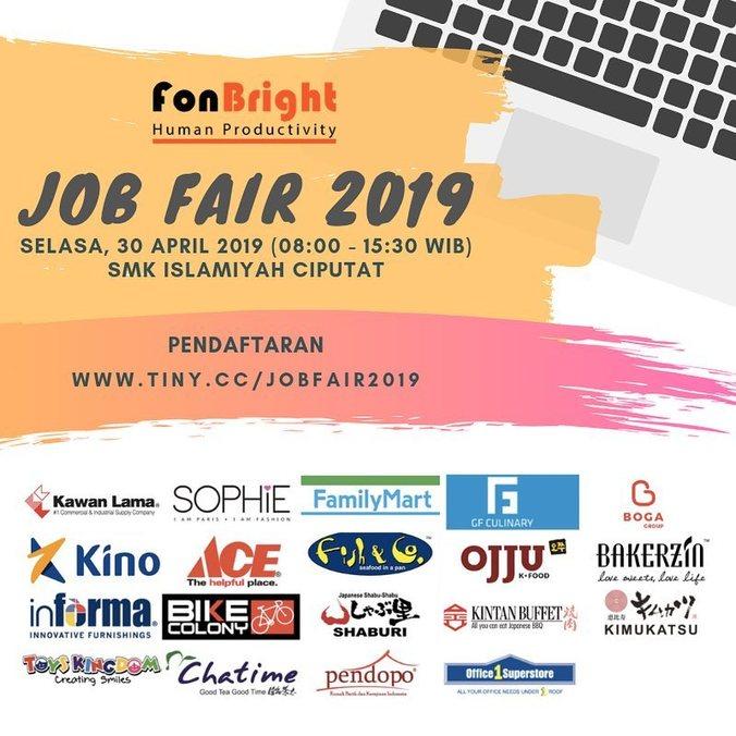 59707 medium job fair smk islamiyah ciputat %e2%80%93 april 2019