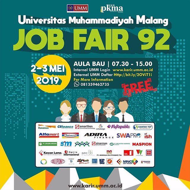60041 medium umm job fair %e2%80%93 mei 2019