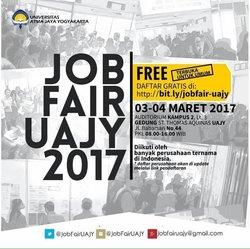60043 small job fair universitas atma jaya yogyakarta %e2%80%93 maret 2017