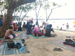 602 small libur pilkada  ancol dikunjungi 56.100 wisatawan