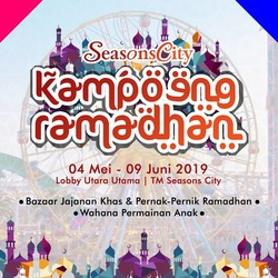 60367 small season city kampoeng ramadhan 2019