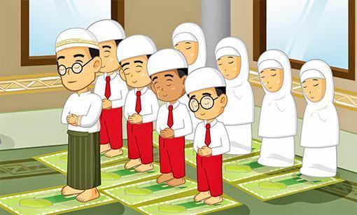 60530 medium gambar shalat tarawih