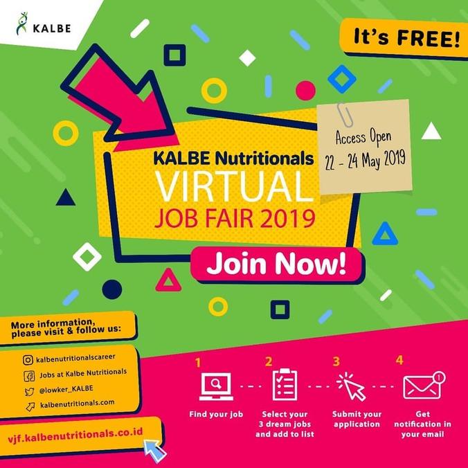 60574 medium %28bursa kerja%29 kalbe nutritionals virtual job fair 2019