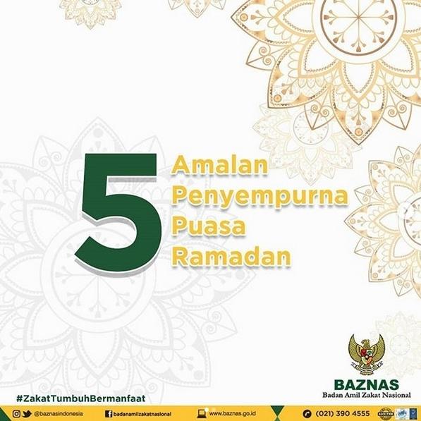 60634 medium 5 amalan yang menyempurnakan puasa ramadhan