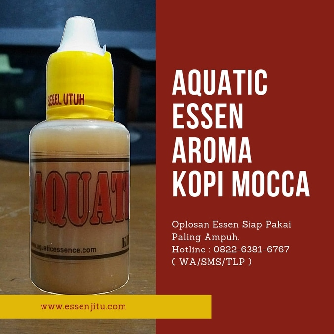 60784 medium aquatic essen kopi mocca