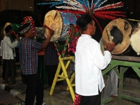 60850 medium kelurahan bambu apus bakal gelar festival bedug