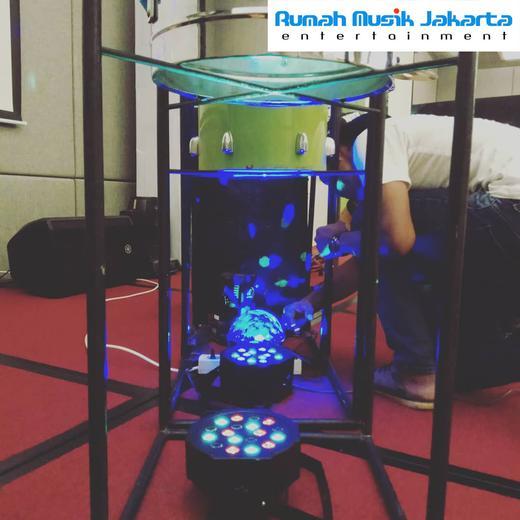 61013 medium splash drumlight 8