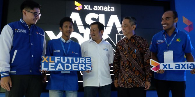 61184 medium ada peserta spesial di xl future leaders 2017