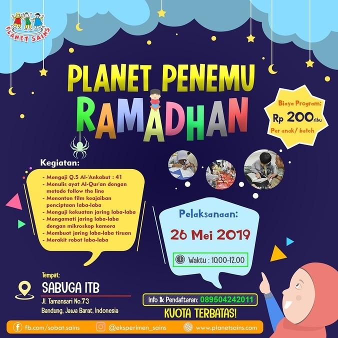 61207 medium %28acara ramadhan%29 planet penemu ramadhan 2019