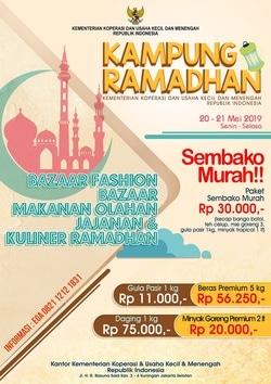 61267 small %28acara ramadhan%29 kampung ramadhan  pasar murah  dan bazzaar kementerian koperasi dan ukm ri