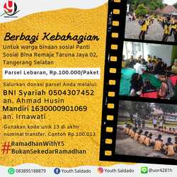 61430 small buka bersama dengan warga binaan sosial panti sosial bina remaja taruna jaya 02