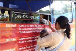 61779 small lebih aman  bi imbau masyarakat tukarkan uang di tempat penukaran resmi