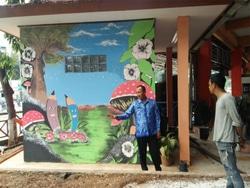 61792 small rptra mini dibangun di terminal kampung rambutan