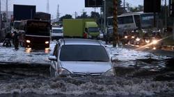 62090 small waspada  jalur pantura diprediksi akan terendam rob di musim mudik ini