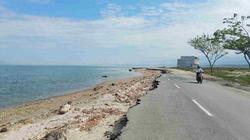 62117 small kondisi salah satu pesisir pantai teluk palu