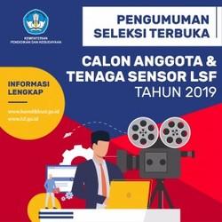 62171 small kemendikbud buka pendaftaran calon anggota lsf dan tenaga sensor lsf