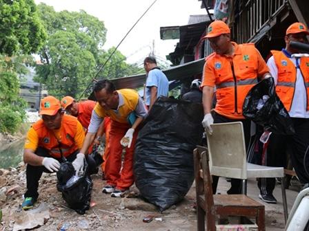 621 medium budaya malu buang sampah sembarangan ditingkatkan