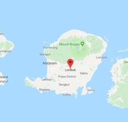 62314 small korban gempa lombok dapat jadup rp600 ribu per jiwa