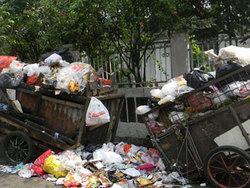 623 small soal sampah dan pkl banyak dikeluhkan warga sunter jaya