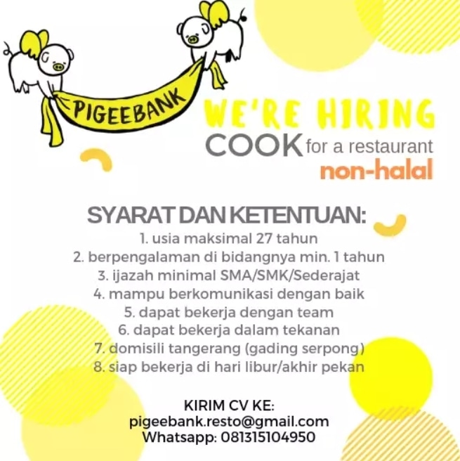 62726 medium %28lowongan kerja%29 dibutuhkan assistant chef  cook di restoran non halal pigeebank tangerang %28walk in interview  wawancara langsung%29