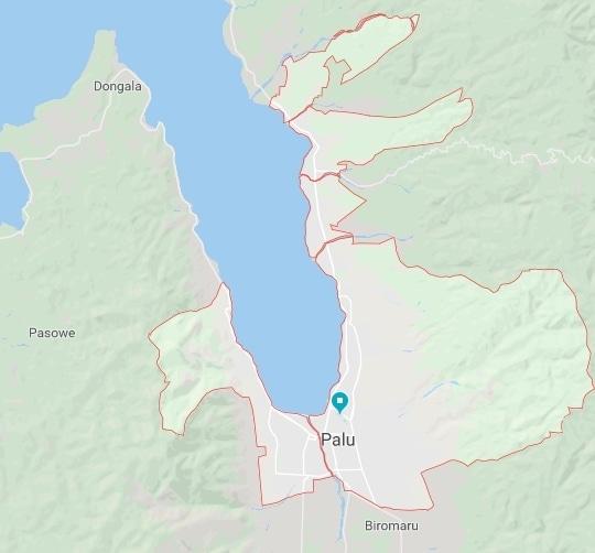 63505 medium banyak warga palu tidak patuhi zona rawan bencana
