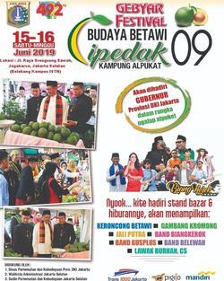 63737 small festival kampung cipedak digelar 15 juni mendatang