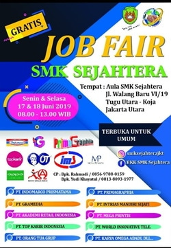 63808 small job fair smk sejahtera %e2%80%93 juni 2019
