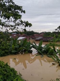 64483 small banjir landa sejumlah daerah di medan