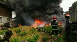 64611 small musim kemarau  bpbd lebak imbau para petani waspadai kebakaran hutan