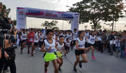 648 small run with heart 5k di alam sutera meriah