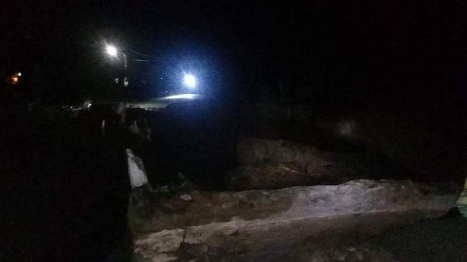 64941 medium vdua desa di sigi sulteng terendam banjir  jembatan putus