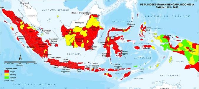 64980 medium bnpb januari juni 2019 terjadi 2.047 bencana alam di indonesia  366 meninggal