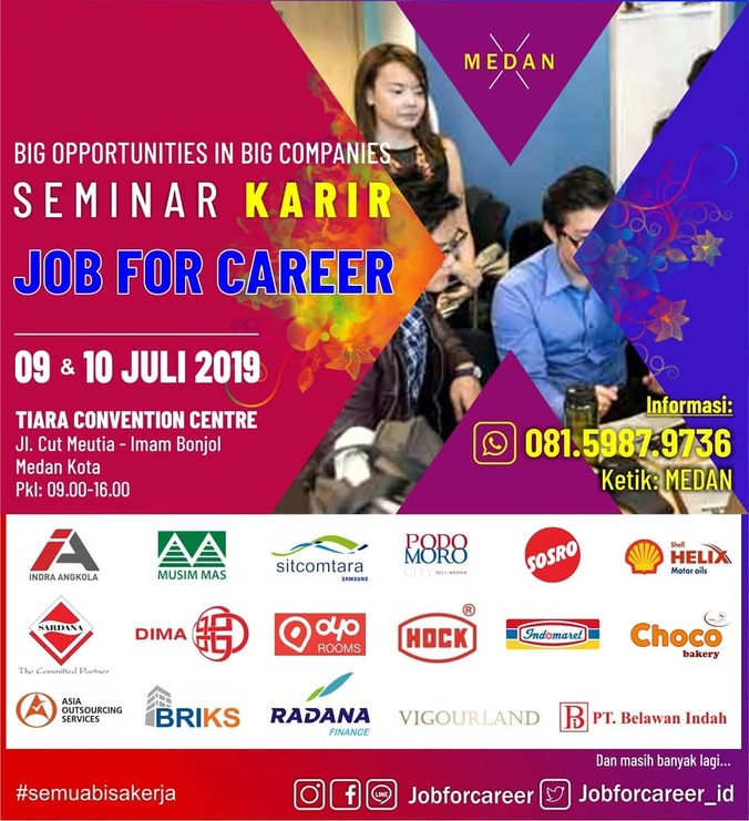 65164 medium job for career medan %e2%80%93 juli 2019