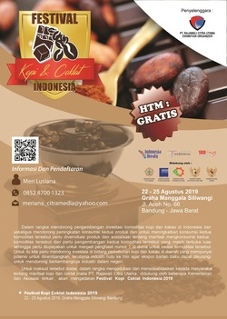 65490 small festival kopi   coklat indonesia