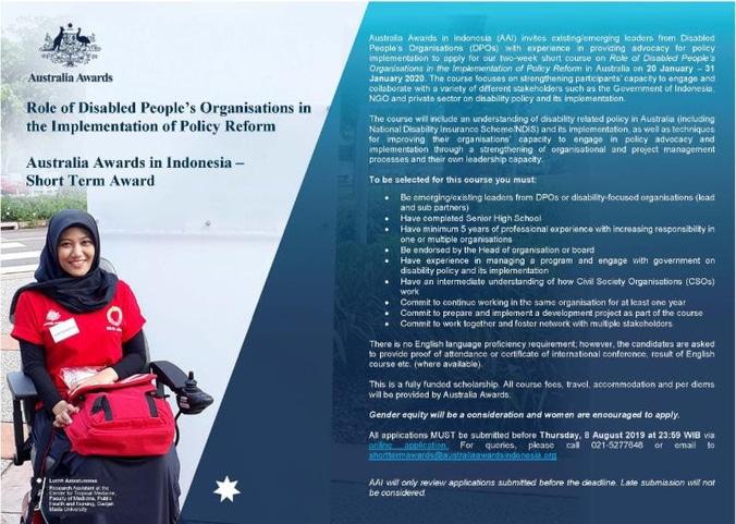 65629 medium beasiswa short course australia bagi pemimpin  calon pemimpin organisasi difabel %28dpo%29 atau organisasi yang fokus pada disabilitas