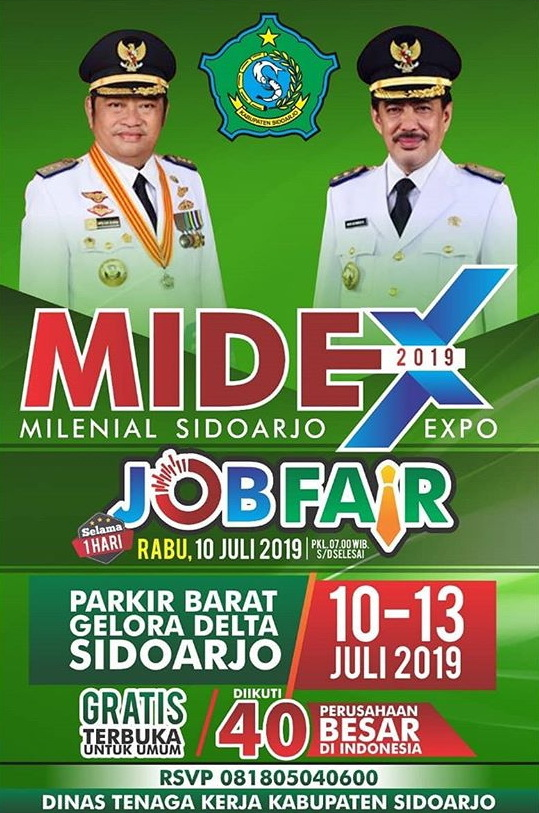 66166 medium milenial sidoarjo expo %28midex%29 job fair 2019