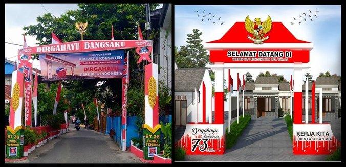 66171 medium kemendagri gelar festival gapura cinta negeri tingkat rw