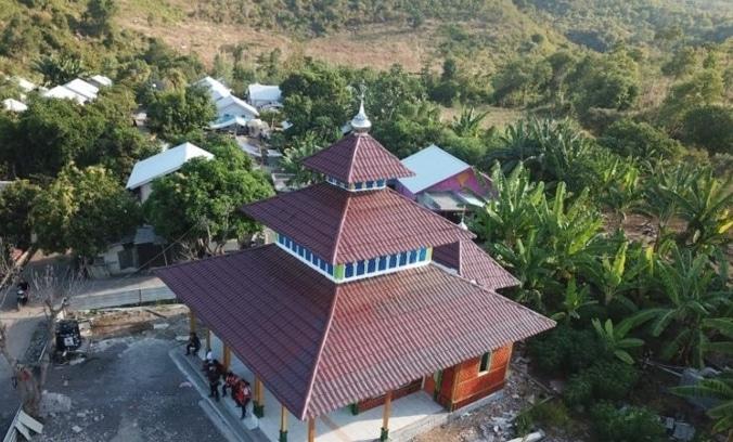 66316 medium pmi bangun lima masjid dan lima sekolah tahan gempa di ntb