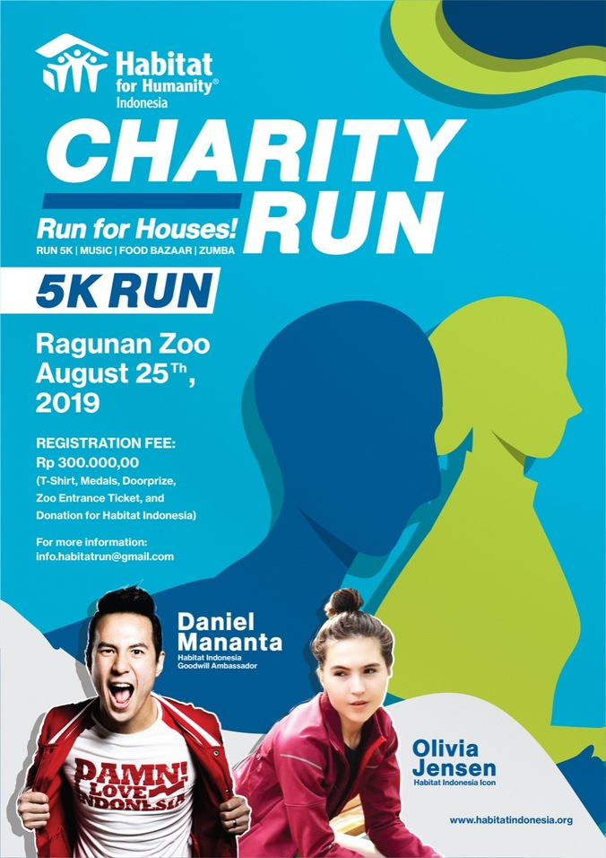 66540 medium habitat charity run taman margasatwa ragunan  jakarta