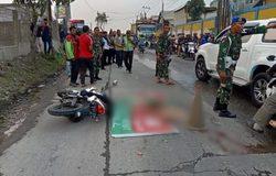 66889 small nyawa melayang di jalan cikarang cibarusah  akibat jalan rusak