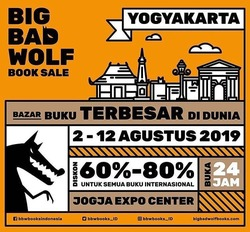 67083 small big bad wolf book sale %e2%80%93 yogyakarta