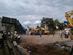 674 small warga keluhkan pembangunan tol depok   antasari