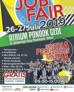 67511 small %28bursa kerja%29 job fair atrium pondok gede %e2%80%93 juli 2019