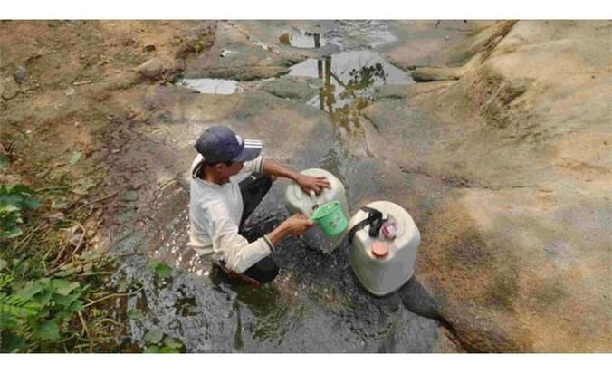 67741 medium 4 ribu warga kabupaten bogor kesulitan air bersih