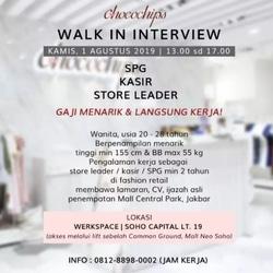 68215 small %28lowongan kerja%29 dibutuhkan spg  kasir  dan store leader di chocochips boutique %28walk in interview  wawancara langsung%29
