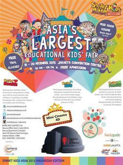 682 small educational kids fair