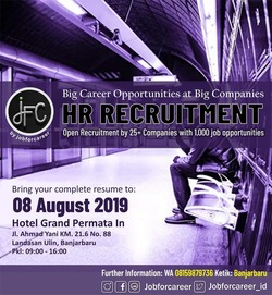 69067 small job for career hr recruitment %e2%80%93 agustus 2019